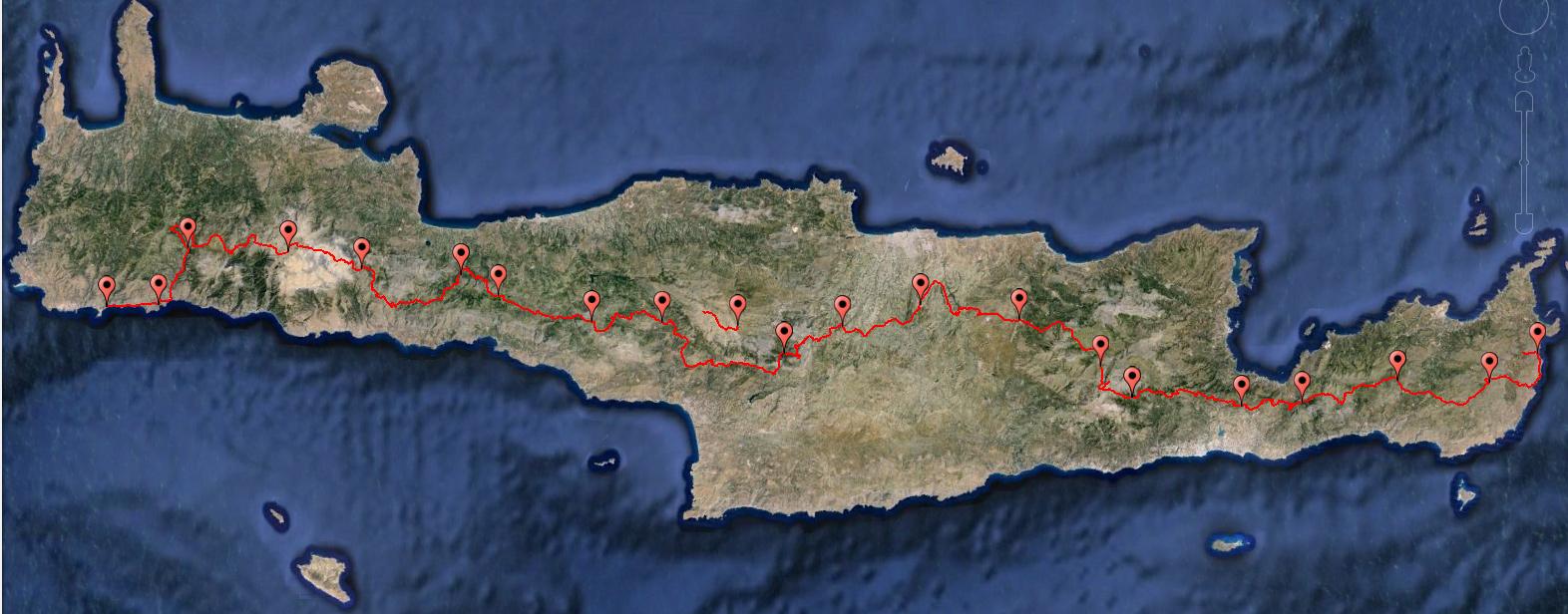 Carte E4 Crete.E4 Page1